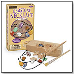 Gemstone Necklace Excavation Kit by GEOCENTRAL