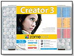 Creator 3 by ZOMETOOL, INC.