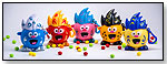 Radz Candy Dispensers- Everyday Series 1 Collection by RADZ BRANDS LLC