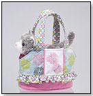 Sweet Cakes Sassy Pet Sak by DOUGLAS CUDDLE TOYS