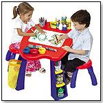 Crayola(R) Creativity Play Station by GROW'N UP LTD