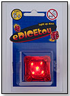 Light Up Electronic Dice by EDICETOYS LLC