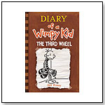 Diary of a Wimpy Kid - The Third Wheel by ABRAMS BOOKS