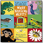 What Happens Next? by CANDLEWICK PRESS