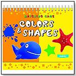 Colors & Shapes by AZ BOOKS LLC