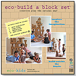 eco-build a block set by ECO-KIDS