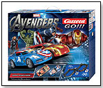 "Marvel - The Avengers ""Hero Team Chase"" Race Set by CARRERA"