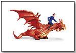 Thunder Dragon with Drake Set by SAFARI LTD.®
