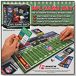 NFL Game Day - The Ultimate Football Board Game by FREMONT DIE CONSUMER PRODUCTS INC.
