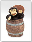 Monkey in a Barrel by FOLKMANIS INC.