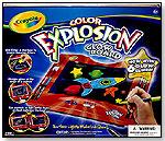 Color Explosion Glow Board by CRAYOLA LLC