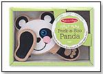 Peek-a-Boo Panda Baby & Toddler Toy by MELISSA & DOUG