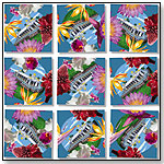 Temple In Paradise Scramble Squares� 9-Piece Puzzle by b.  dazzle, inc.