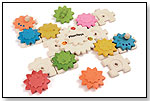 Gears & Puzzles - Deluxe by PLANTOYS