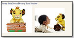 Disney Baby Simba Dreamy Stars Soother by CLOUD B