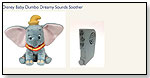 Disney Baby Dumbo Dreamy Sounds Soother by CLOUD B