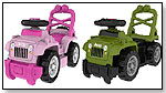 Mega Bloks Jeep Ride-On (available in Classic and Pink) by MEGA BRANDS
