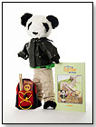 "18"" Shen the Panda Adventure Kit by ZYLIE THE BEAR"