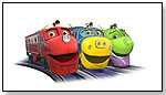 HO Scale Chuggington electric Locomotives, Rolling Stock, and Accessories by BACHMANN TRAINS