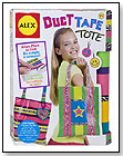 Duct Tape Tote by ALEX BRANDS
