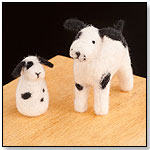 Woolpets Puppies by WOOLPETS