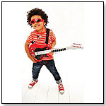 ELC Rock Star Guitar by INTERNATIONAL PLAYTHINGS LLC