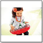 ELC Carry Along Keyboard by INTERNATIONAL PLAYTHINGS LLC