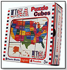 USA PUZZLE CUBES by SMART PLAY LLC