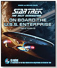 Star Trek The Next Generation: On Board the U.S.S. Enterprise by BARRON