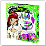 Imaginista™ Decoupage Jewelry by THE ORB FACTORY LIMITED