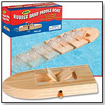 Rubber Band Paddle Boat Toysmith by TOYSMITH