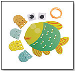 Imagine I Can Lace & Play Fish by MANHATTAN TOY