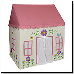 Organic Cotton Play House by PACIFIC PLAY TENTS INC