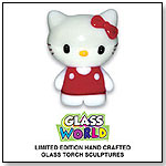 Hello Kitty Glass World by BRAINSTORMPRODUCTS LLC
