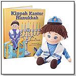 Kippah Kantor Hanukkah by KIPPAH KANTOR
