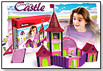 Modular Fairy Tale Castle  Construction Kit by MODULAR TOYS USA