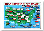 U.S.A. License Plate Game Travel Game by MELISSA & DOUG
