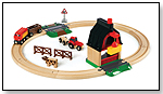 Brio Farm Railway Set by SCHYLLING