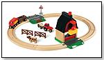 Brio Farm Railway Set by SCHYLLING