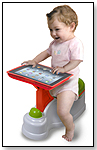2-in-1 iPotty with Activity Seat for iPad by CTA DIGITAL
