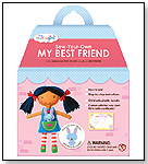 Sew-Your-Own My Best Friend by UNIVERSITY GAMES