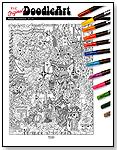 The Original DoodleArt - Flowers by PLASMART INC.