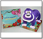 Climb the Monkey Bars? That's Bananas! Book/Plush Combo by FOBIE FRIENDS