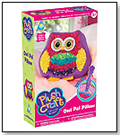 PlushCraft® Owl Pal Pillow by THE ORB FACTORY LIMITED