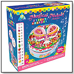 Sticky Mosaics® Magical Melody Music Box by THE ORB FACTORY LIMITED