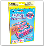 Sticky Mosaics® Butterfly Treasure Box by THE ORB FACTORY LIMITED