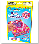 Sticky Mosaics® Heart Treasure Box by THE ORB FACTORY LIMITED