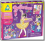 Sticky Mosaics® Ballerinas by THE ORB FACTORY LIMITED