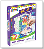 Sticky Mosaics® Hidden Pictures by THE ORB FACTORY LIMITED