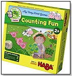 My Very First Games- Counting Fun by HABA USA/HABERMAASS CORP.